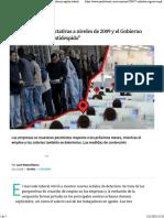 Empleo Caen Expectativas a Niveles de 2009 y El Gobierno Agiliza Subsidios Antidespido