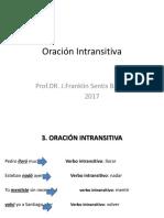 Clase 3  Oración Intransitiva.pdf