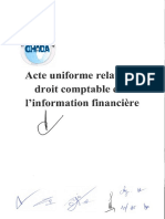 ActeUniforme Relatif DroitComptable InformationFinanciere JAN2017