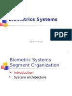 11 1 Bio Metrics Architectures