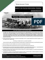 Simulado PRF 3