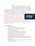 Metode Penelitian Pengukuran MDA