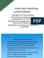 Realitas Sosio Keagamaan Masyarakat Kauman.pptx