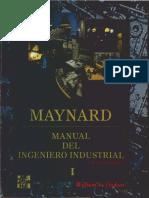 Manual Del Ingeniero Industrial Maynard