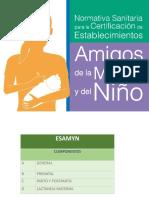 Presentación ESAMYN 2018
