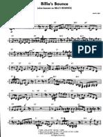 Billie's Bounce Charlie-Parker-Omnibook-.pdf