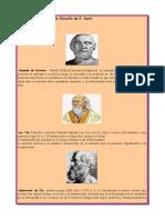Influencias Posibles en La Filosofía de .Bach