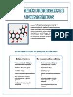 PROPIEDADES FUNCIONALES DE LOS POLISACARIDOS