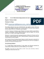 Dr. Reyes - Case Report (FRANCE)