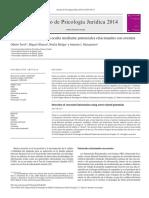 Detecci n de Informaci n Oculta Mediante Potenciale 2014 Anuario de Psicolog
