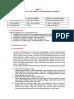 BAB.7. Tahap Pencatatan Akuntansi Perusahaan Dagang.