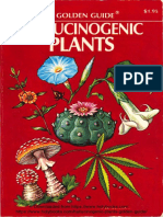 Hallucinogenic Plants a Golden Guide