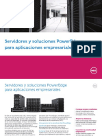 PowerEdge Workloads Brochure ES HR