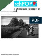 Homem Casado Há 64 Anos Revela o Segredo de Um Casamento Saudável _ ChurchPOP Português