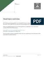 Head Injury Head Injury Overview 1