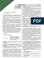 D.S. Nº 248-2018-EF