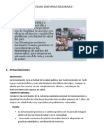 Estrategias Sanitarias Nacionales i