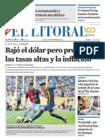 El Litoral Mañana | 5/11/2018