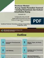 01.Paparan Pemantauan dan Evaluasi Pemanfaatan Ruang.ppt