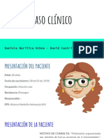 Caso Clínico Polimiositis