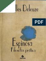 DELEUZE, Gilles. Espinoza - filosofia prática.pdf