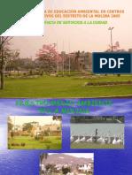 Exposición Educación Ambiental Colegios de La Molina