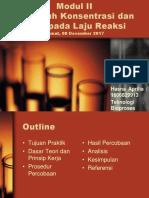 UAS - Modul II - Laju Reaksi Super Fix