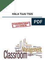Hala Tuju TS25
