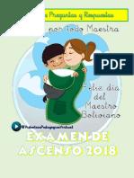 Examen de Ascenso 2018 P1-50