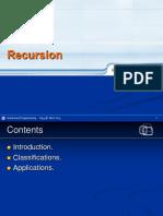 Recursion C++ PDF