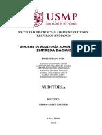 315088809 Auditoria Administrativa Backus