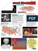 Death Penalty for and Against