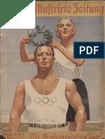 Berliner Illustrierte Zeitung Die 16 Olympischen Tage 1936