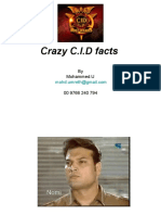 Crazy Cid Fact Book