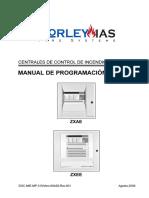 Manual de Programacion Central Morley