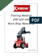 DRF400 450 Workshop