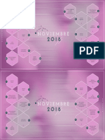 Calendario Aspectos Noviembre 2018