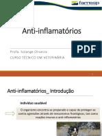Aula 13_ Anti-Inflamatórios