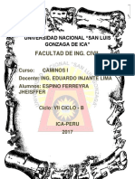 Silab Caminos i 2014-II