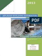 Software Building Estimator