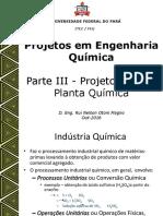 03_Parte III - Projeto de Uma Planta Química