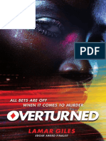 Overturned Excerpt - Paperback
