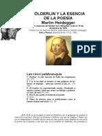 HÖLDERLIN Y LA ESENCIA DE LA POESÍA.doc