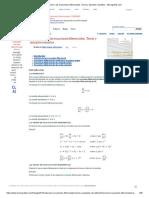Introducción a Las Ecuaciones Diferenciales. Teoría y Ejemplos Resueltos - Monografias.com