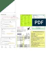 S8700 Cheat Sheet Page 2