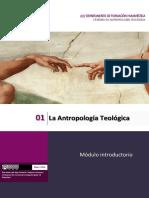 Material de Estudio Completo - Antropología Teológica - Universidad FASTA