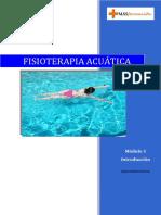 Fisioterapia Acuatica Modulo 1