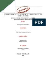 Imagenologia i.f Estructuras Noramales de Los Dientes