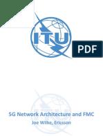 Joe-Wilke- 5G Network Architecture and FMC