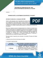 Actividad de Aprendizaje Unidad 1 Introduccion a Los Sistemas de Gestion de La Calidad (1)